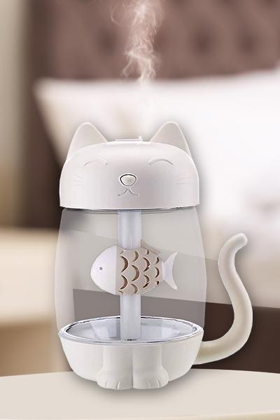 humidificador lampara ventilador